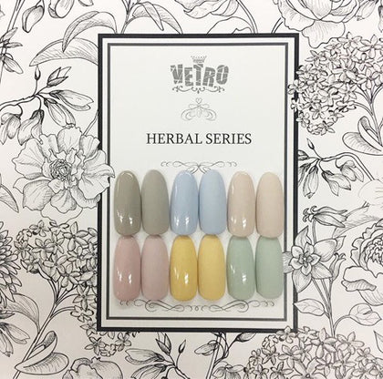 Herbal series Collection VETRO no.19 pod gel