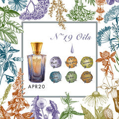 No.19 Oils collection