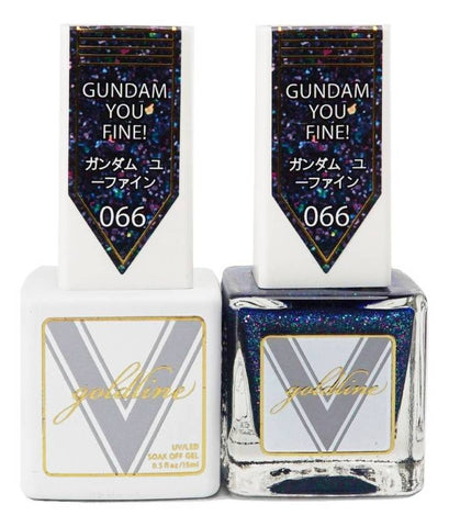 [GL066] Gundam You Fine [Gold Line DUO]