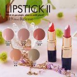 LipStick II Collection Vetro no.19 pod
