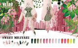 Sweet Military Collection Vetro No.19 Pod Gel