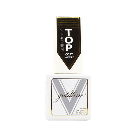 [GL-Top] Non Wipe Top Gel [Gold Line]