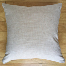Made By Marisa. Organic cotton pillow cover.