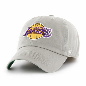 LA Lakers Grey FRANCHISE Fitted