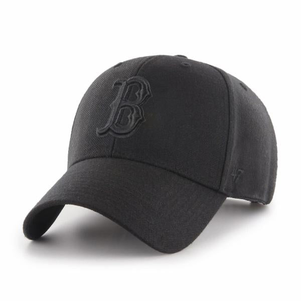 Boston Red Sox Black Tonal Snapback