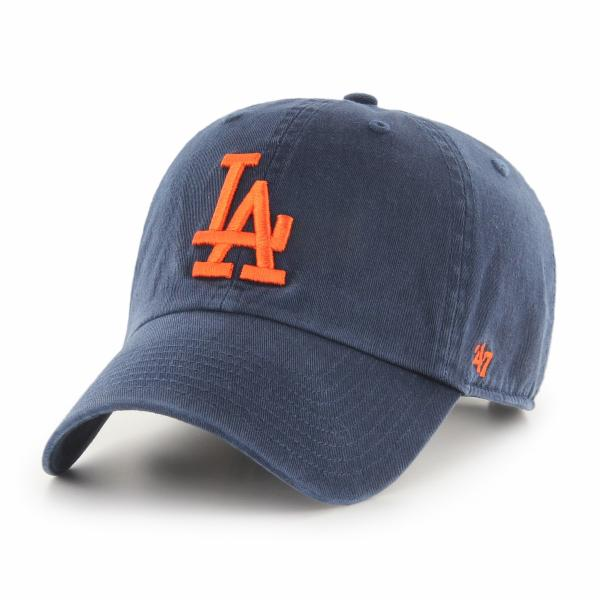 LA Dodgers Navy/orange Clean Up
