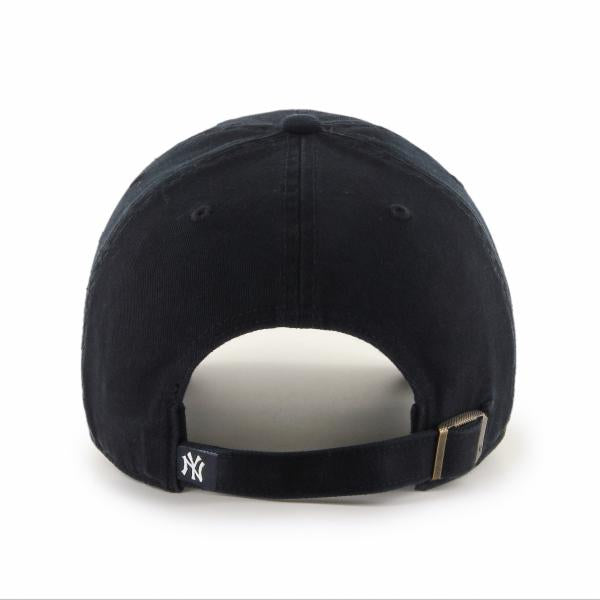 NY Yankees Black CLEAN UP