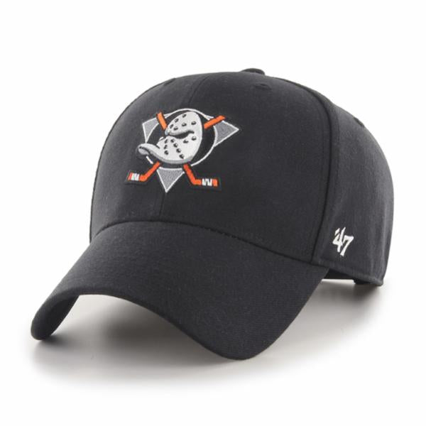Anaheim Ducks MVP Snapback Black