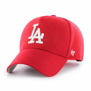 LA Dodgers Red MVP DT Snapback