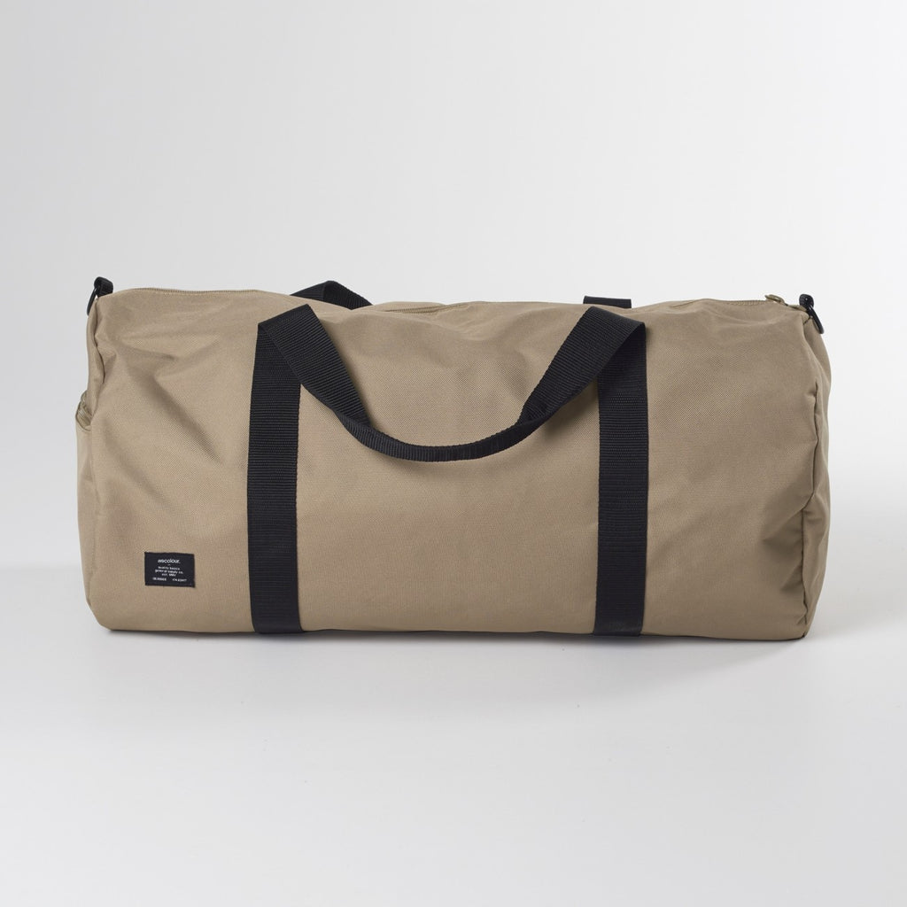 NS duffle bag tan