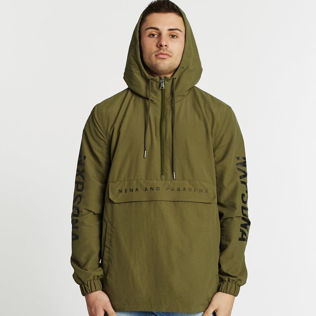Aviva Spray Jacket Khaki