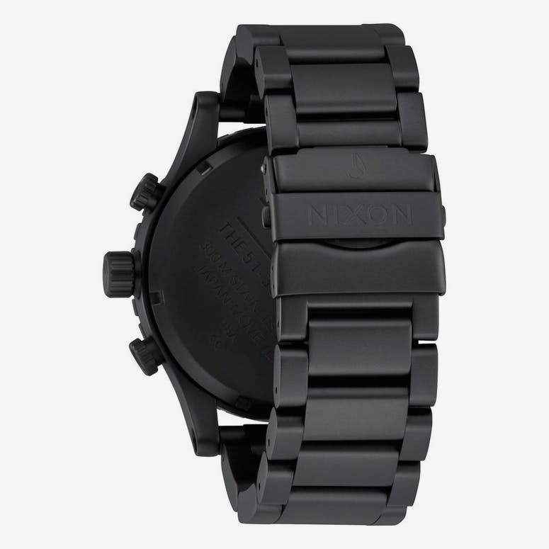 51-30 Chrono All matte black