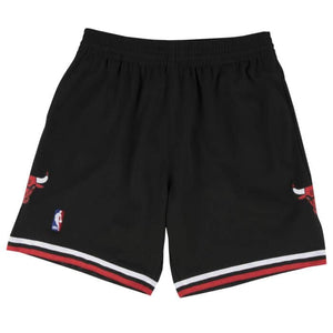 NBA swingman Shorts CHICAGO BULLS 97-98 ALT (BLACK)
