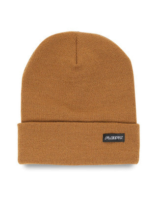 Folded Blank Flexfit Beanie Coffee OSFA