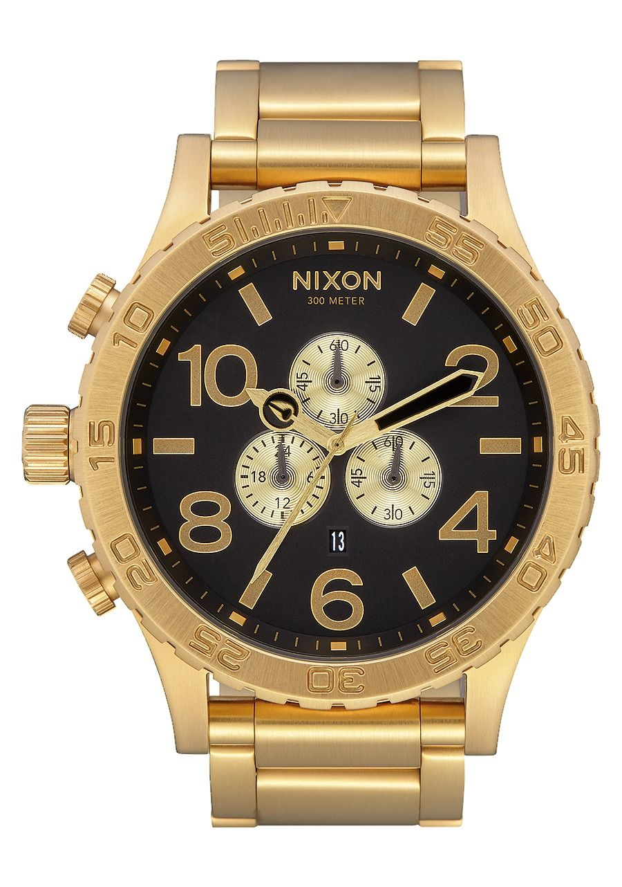 51-30 Chrono All Gold / Black