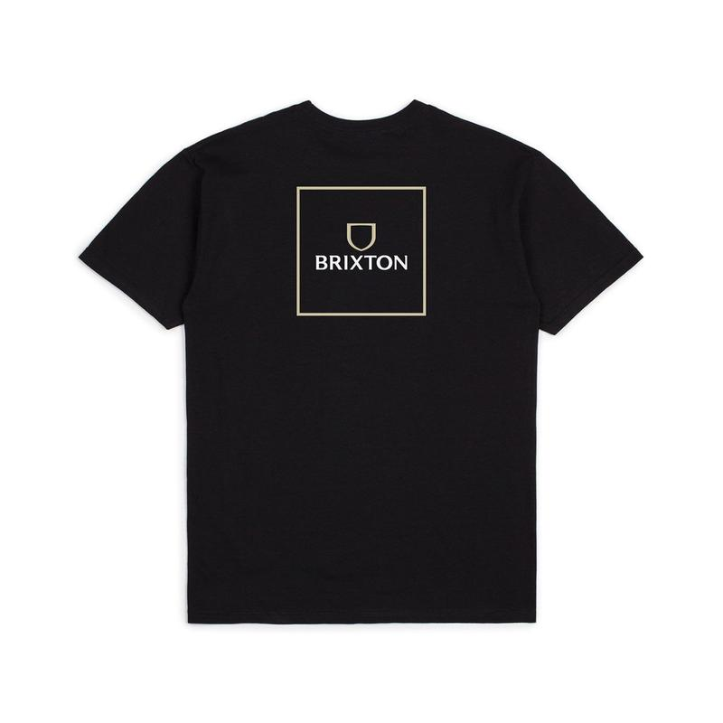 Boys Alpha Square SS Tee
