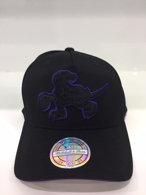 RAPTORS HWC BLACK TEAM POP SNAPBACK