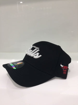 Youth Bulls Team Script Snapback