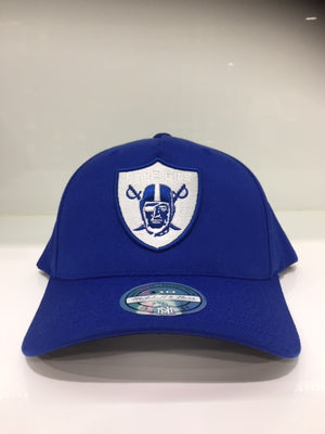 Raiders Royal Crown 110 Pinch Snapback