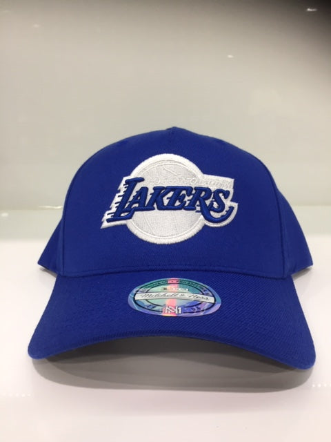 LA Lakers Royal Crown 110 Pinch Snapback