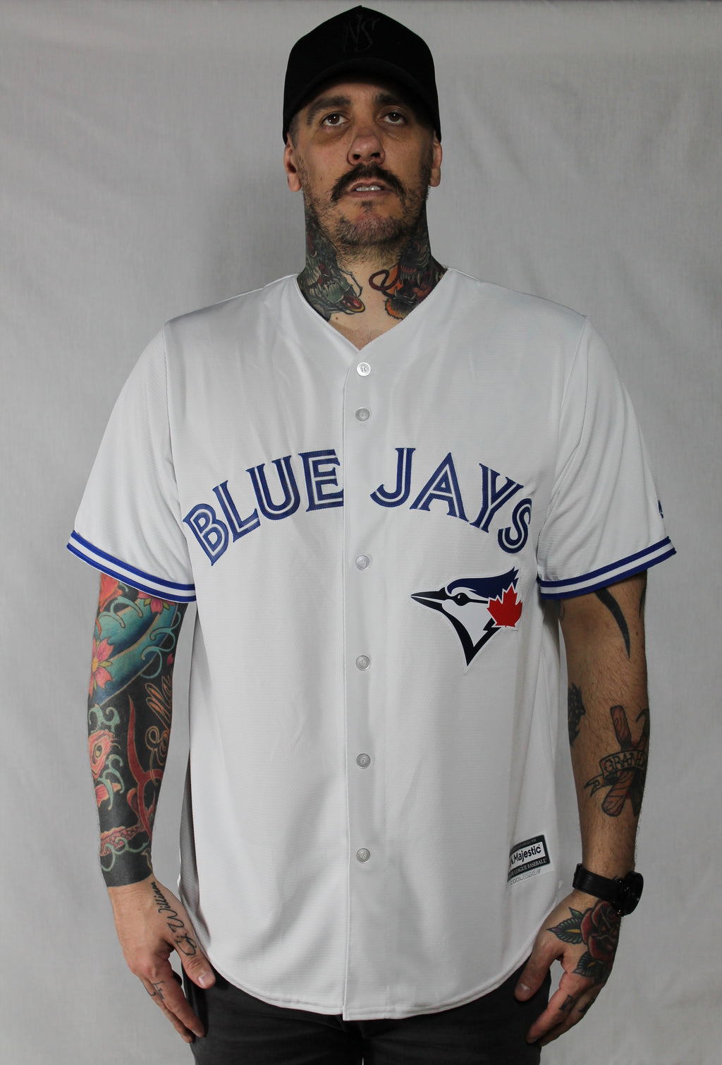 Toronto Blue Jays cool base HOME jersey