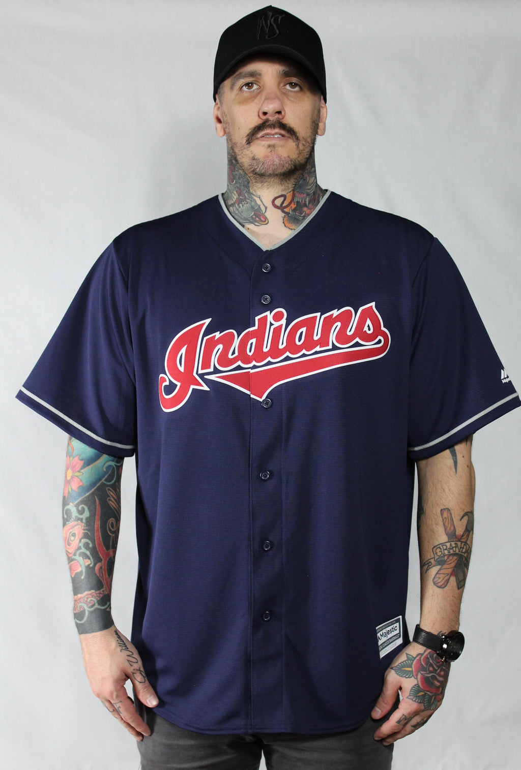 Cleveland Indians cool base ALT jersey