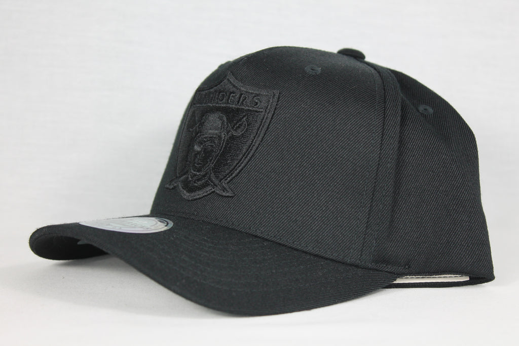 All black raiders logo 110