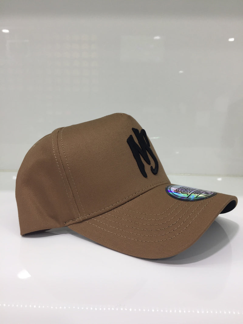 NS Aframe Toasted Brown Deep Fit Snapback