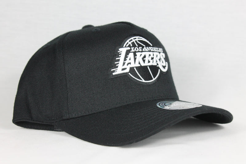 Lakers B/W Team Logo 110 Snapback