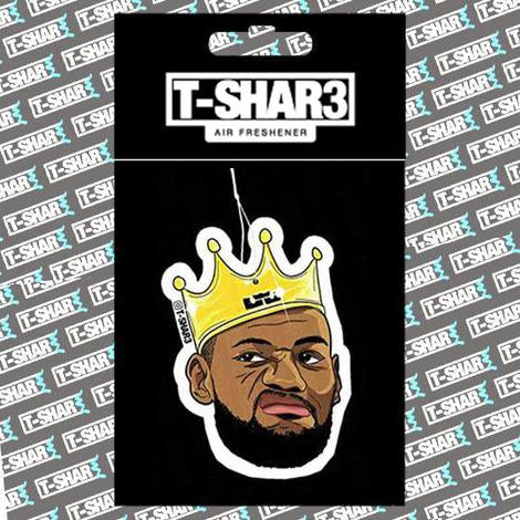 King James Air freshener Black Ice