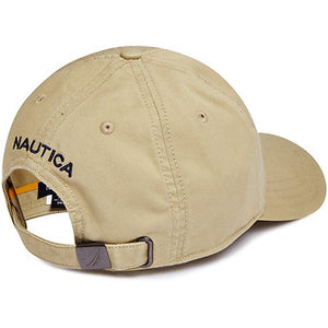 6 Panel buckle hat khaki