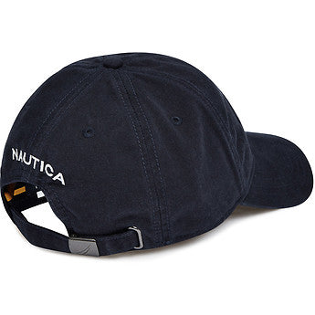 fd447c4fe87 6 Panel buckle hat navy – neglectedsociety