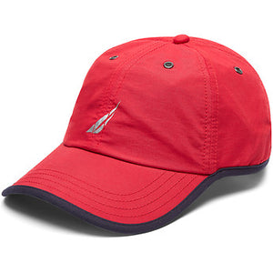 6 PANEL SPORTIF CAP RED