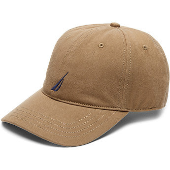 CLASSIC 6 Panel Baseball Cap Brown