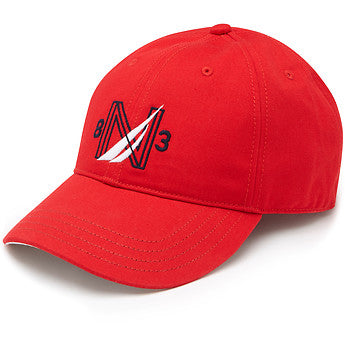 NJCLASS CAP NAUTICA Red