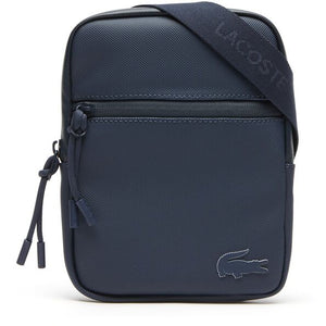 L1212 CONCEPT S FLAT CROSSOVER BAG BLUE WING TEAL