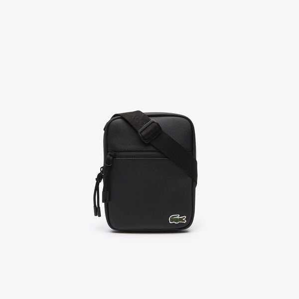 L1212 S FLAT CROSSOVER Bag Black