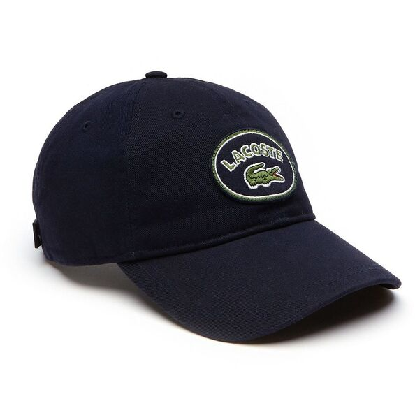 BADGE LOGO CAP NAVY