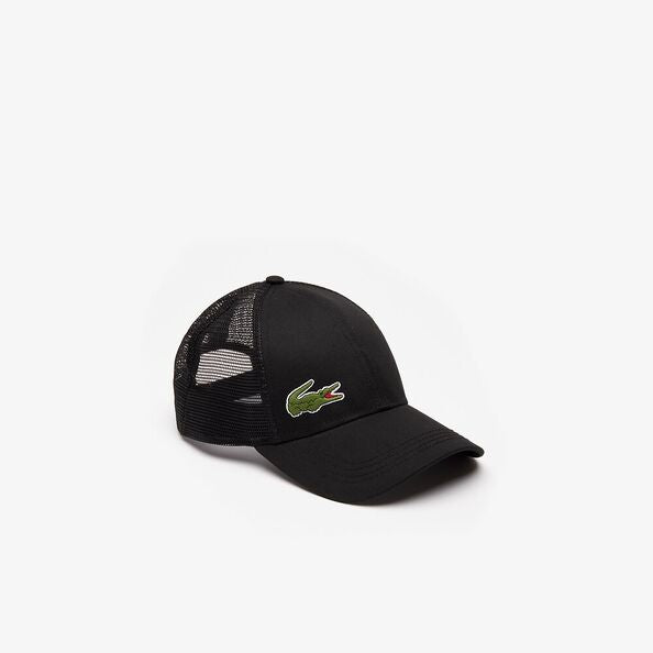 Lacoste Trucker Cap Black