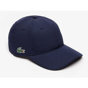 LACOSTE DRY FIT CAP NAVY BLUE