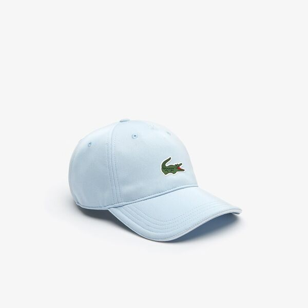 GOLF ULTRA DRY PIQUE LIGHT BLUE LACOSTE