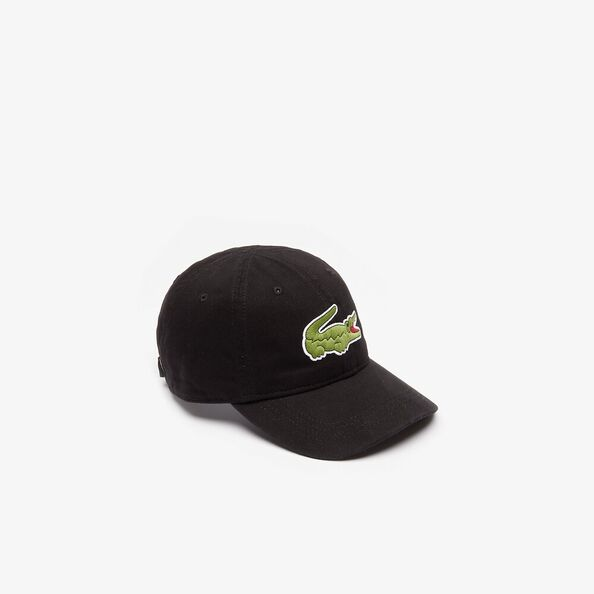 BIG CROC CAP BLACK