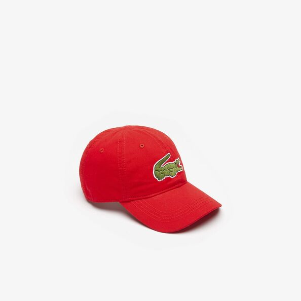 BIG CROC CAP RED