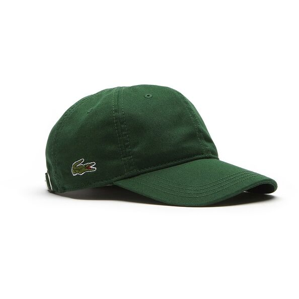 SIDE CROC CAP GREEN