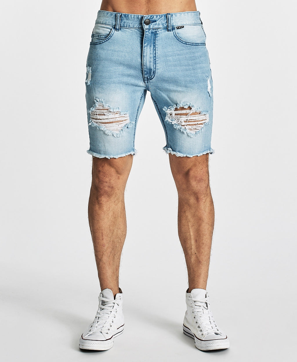 Biker Short Defiance Blue