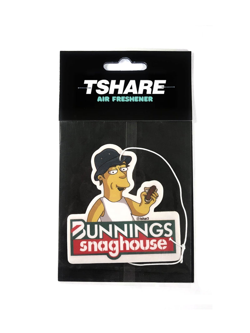 Bunnings Snaghouse Air Freshener Black ice