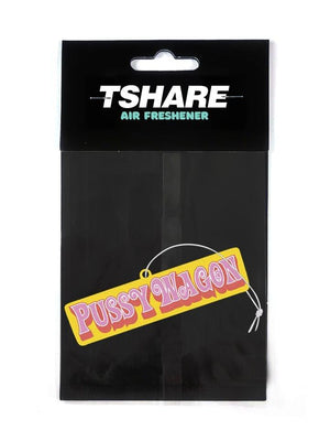 Pu$$y Wagon Air Freshener