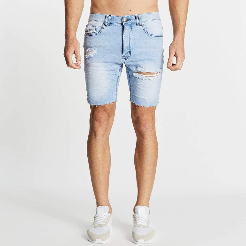 Rawlins Denim Short Alaskan Blue