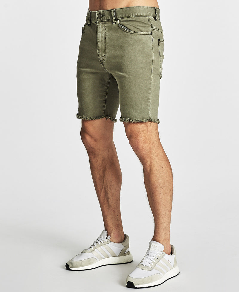 Savage Short Freedom Khaki