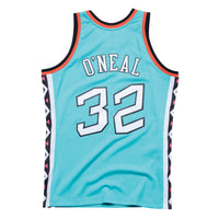 SHAQ 32 1996 All Star EAST Swingman Jersey TEAL